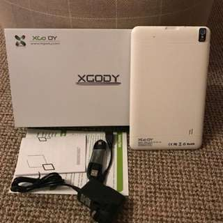 XGODY T93Q 9 inch Tablet PC Android 4.4 AllWinner A33 Quad Core 1.3GHz 512MB RAM 8GB ROM WiFi