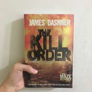 Kill Order - James Dashner