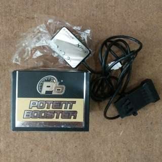 Potent Booster 5 Drive