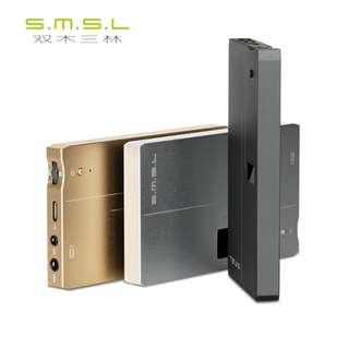 SMSL IQ USB解碼便攜耳擴 DSD512 平衡輸出