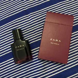 Zara Parfume - Red Vanilla 30ml (no box)