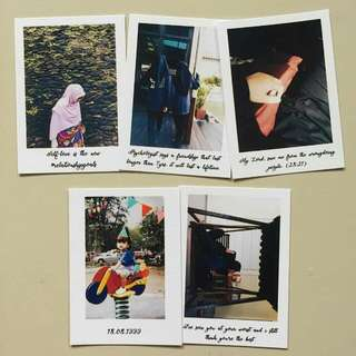 [FEEDBACK] POLAROID PRINTING AND MORE!