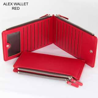 ON SALE: MAN-MADE LEATHER WALLET