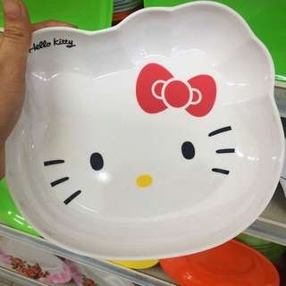 Hello Kitty Salad Plate