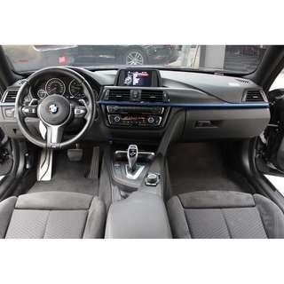 2015 BMW 420I 2.0 黑