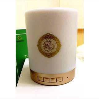 Instock Quran Lamp Speaker (with scratches)