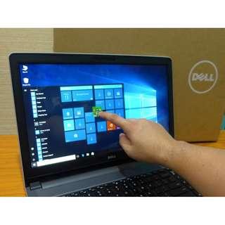 Dell Corei5-6200u 8gb 1Terabyte Touchscreen Backlit Keyboard Laptop