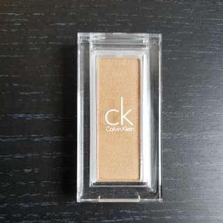 Calvin Klein eyeshadow (gold colour)