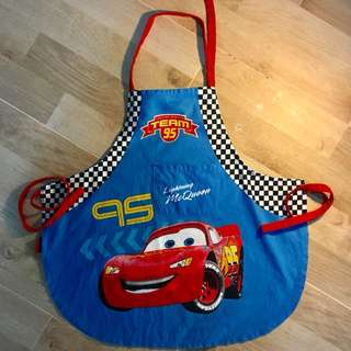 Disney Pixar Cars Kid Apron