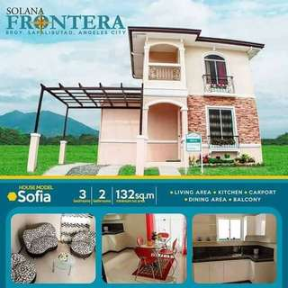 House and Lot in Angeles City