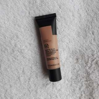 Matte Foundation The Body Shop