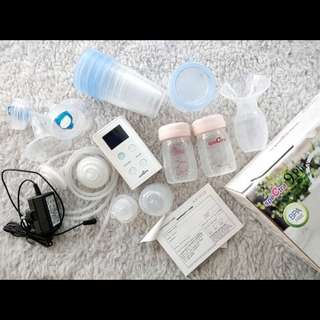 Spectra 9plus Double Breast Pump