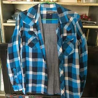 🚚 Hang Ten格子襯衫