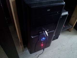 Custom Core2Quad Desktop