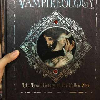 Vampireology: The True History of The Fallen Ones - Twilight Vampire