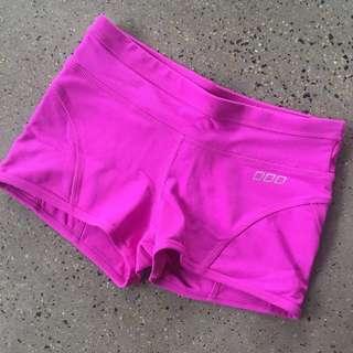 Lorna Jane Purple Bike Shorts XS