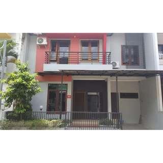 Rumah 2 Lantai Utara Jogja (Kawasan Elit - Belakang Hotel Hyatt)