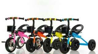Kids fordable Tricycle bike