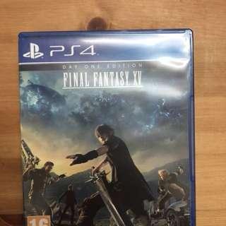 Day One Edition Final Fantasy XV