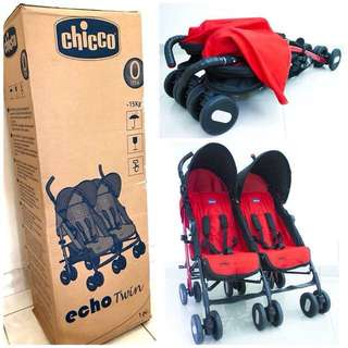 Brand new twin stroller (FREE DELIVERY)