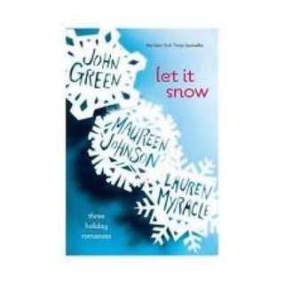 Let It Snow by John Green (ePub)