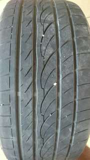 Tyre used