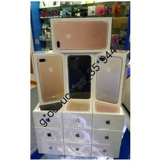 Apple iphone 7 Plus 128GB 5.5吋 全新香港行貨 原廠一年保養