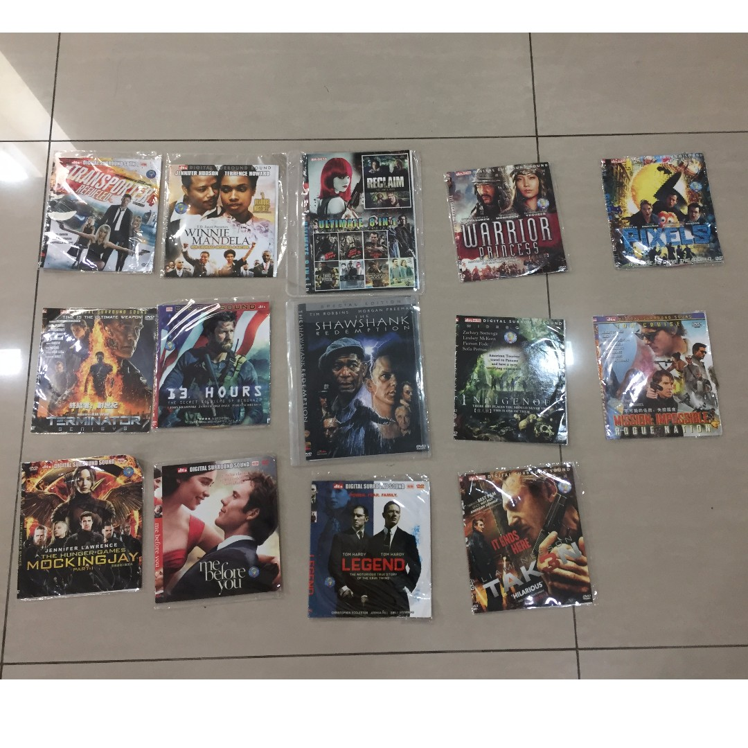 14 Adult DVD's