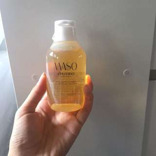 WASO SHISEIDO QUICK GENTLE CLEANSER