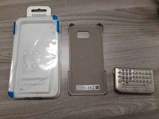 Note 5 Keyboard Protective Cover - Samsung Original