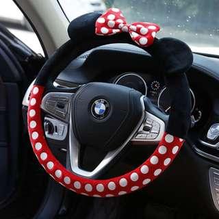 Cute Mickey Car steering cover