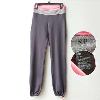H&M Grey Gym Pants