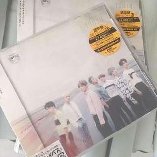 Sealed Instock Official Bangtan Boys Bts youth regular ver cd