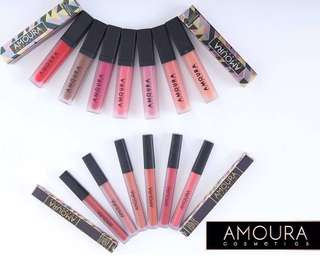 Amoura Lipstick - Wudhu Friendly