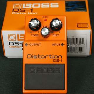 Boss Distortion DS-1 (Modified)