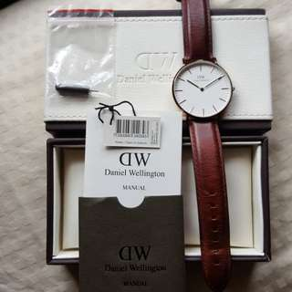 Daniel Wellington Watch classic st andrews
