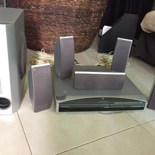 Pioneer home system
