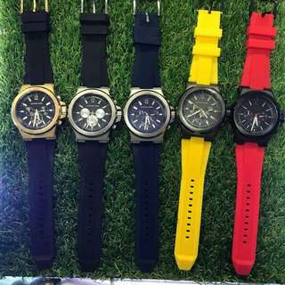 MK for men and women (rubber)