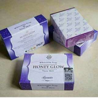 INSTOCK. 'Honey Glow Soap'