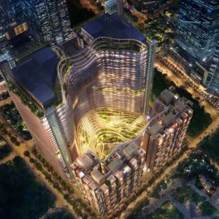 MARINA ONE RESIDENCE DEVELOPERS SALES