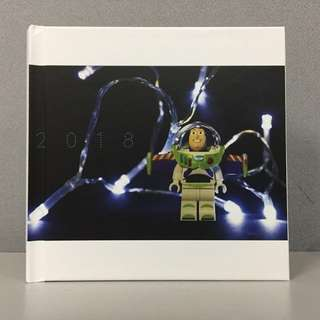 "Lego 21 Photos Book 6""x6"""