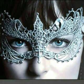 fifty shades of grey mask