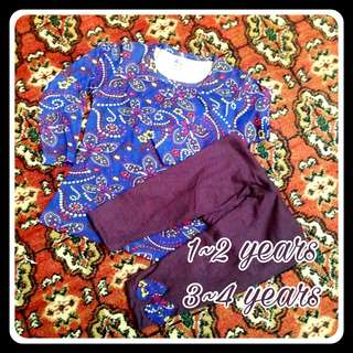 Baju Budak (Set)