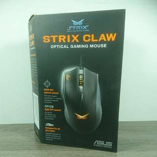 STRIX CLAW Optical Gaming Mouse