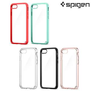 iPhone 8 / 7 Spigen Ultra Hybrid 2 軟邊透明硬底手機殼保護套Case 3942A