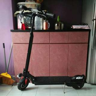 Passion 8 Electric scooter 36V (18.4ah)