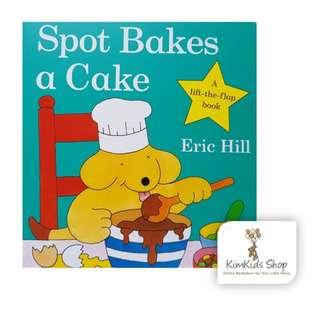 Board book: Spot Bakes a Cake
