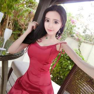 Baju Impor Party Mini Dress Fashion Wanita Cewek Cantik Code 0914