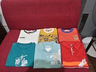Set of Shirts for Kids