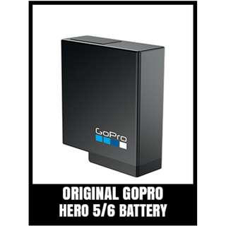 Original GoPro Hero 5/6 Battery Rechargeable Black